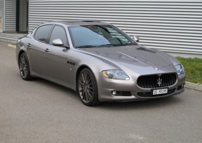 Maserati Sport GTS