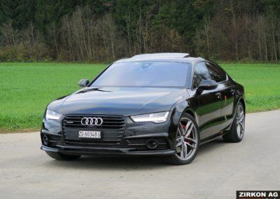 Audi A7 3.0 TDI BiTurbo Competition