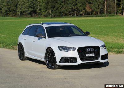 Audi RS6 V8 ABT