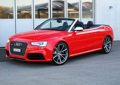 Audi RS5 b8 Cabriolet red (11)