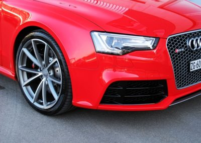 Audi RS5 b8 Cabriolet red (2)