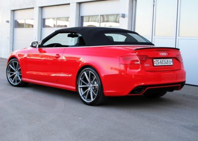 Audi RS5 b8 Cabriolet red (6)