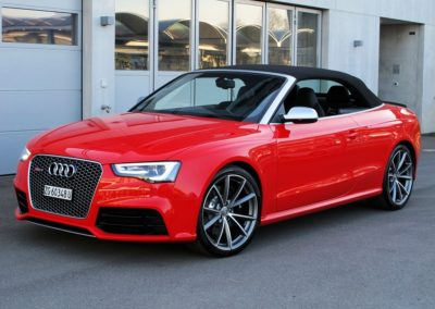 Audi RS5 b8 Cabriolet red (8)