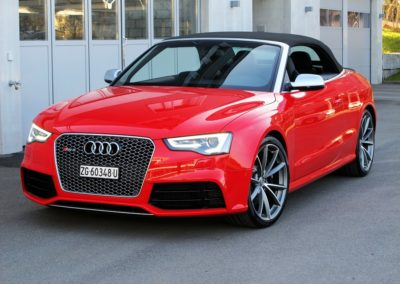 Audi RS5 b8 Cabriolet red (9)