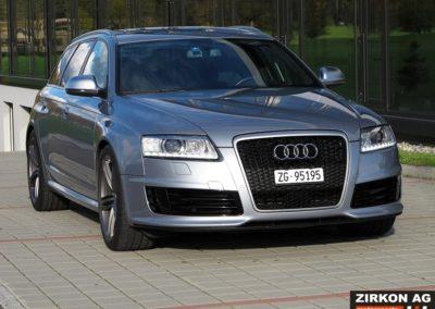 Audi RS6 b8 Avant 5.0 V10 silver (1)