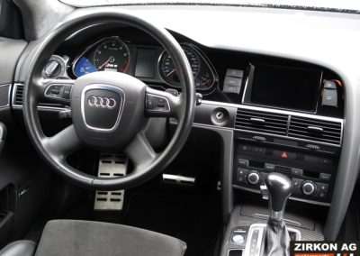Audi RS6 b8 Avant 5.0 V10 silver (12)