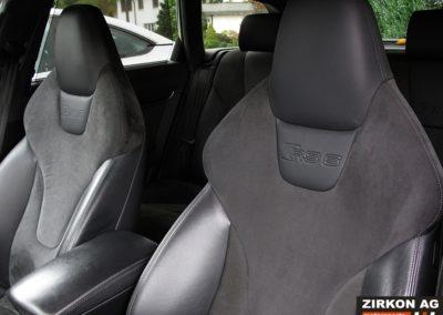 Audi RS6 b8 Avant 5.0 V10 silver (16)