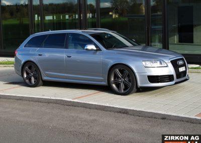 Audi RS6 b8 Avant 5.0 V10 silver (3)