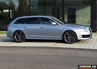 Audi RS6 b8 Avant 5.0 V10 silver (4)