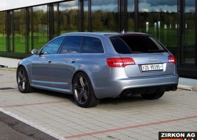 Audi RS6 b8 Avant 5.0 V10 silver (7)