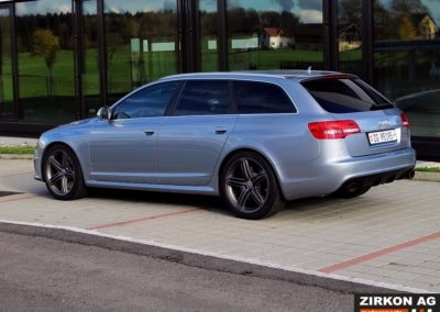 Audi RS6 b8 Avant 5.0 V10 silver (8)