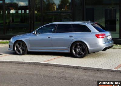 Audi RS6 b8 Avant 5.0 V10 silver (9)