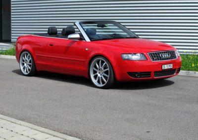 Audi S4 Cabrio red (1)