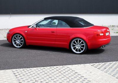 Audi S4 Cabrio red (3)