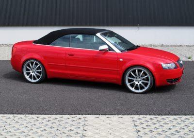 Audi S4 Cabrio red (4)
