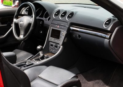 Audi S4 Cabrio red (5)