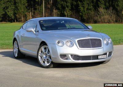 BENTLEY Continental GT a