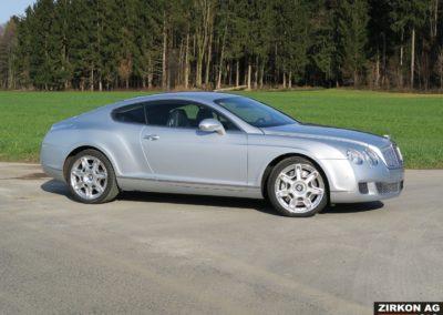 BENTLEY Continental GT d