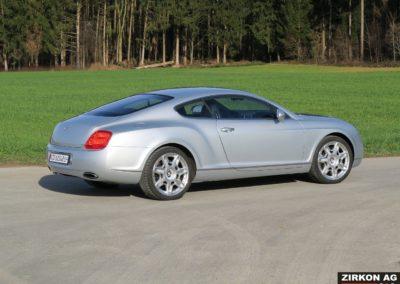 BENTLEY Continental GT f