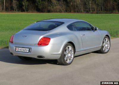 BENTLEY Continental GT h