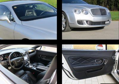 BENTLEY Continental GT o