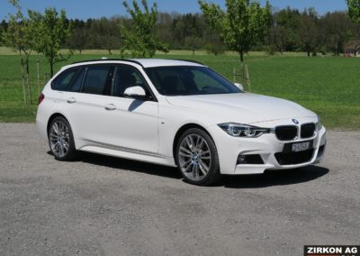 BMW 320d xDrive Touring white (1)