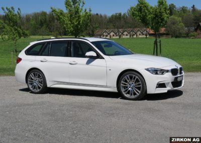 BMW 320d xDrive Touring white (2)
