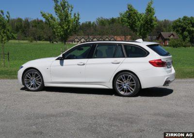 BMW 320d xDrive Touring white (5)