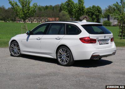 BMW 320d xDrive Touring white (7)