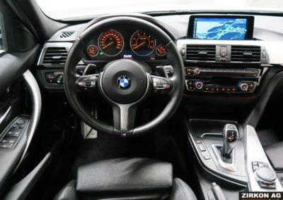 BMW 320d xDrive Touring white (9)