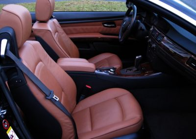 BMW 335i Cabriolet black (11)