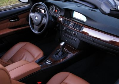 BMW 335i Cabriolet black (15)