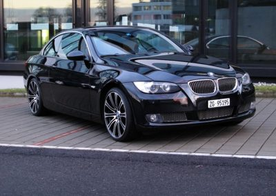 BMW 335i Cabriolet black (3)