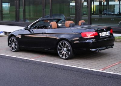 BMW 335i Cabriolet black (6)