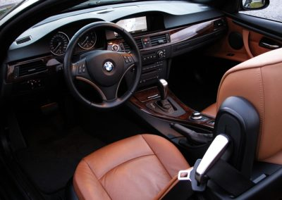BMW 335i Cabriolet black (9)