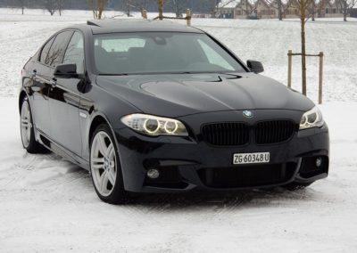 BMW 535d xDrive black (14)
