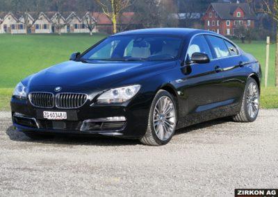 BMW 640d Gran Coupé