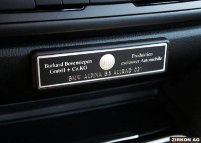 BMW Alpina B3 16