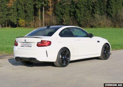 BMW M2 DKG 18