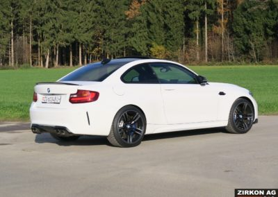 BMW M2 DKG 19