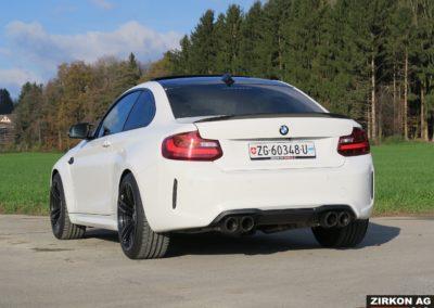 BMW M2 DKG 22