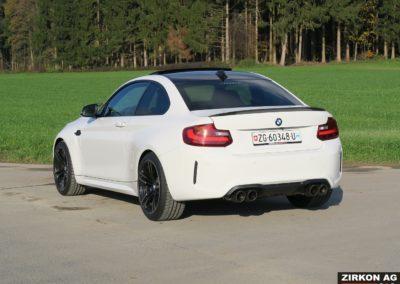 BMW M2 DKG 23