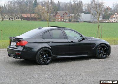 BMW M3 08