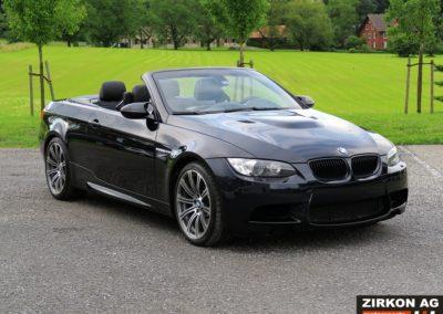 BMW M3 Cabrio black (1)