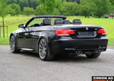 BMW M3 Cabrio black (10)