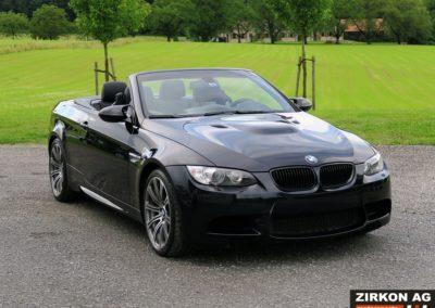 BMW M3 Cabrio black (3)