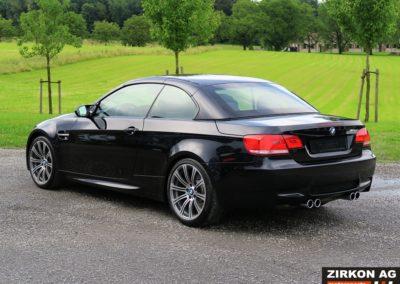 BMW M3 Cabrio black (7)