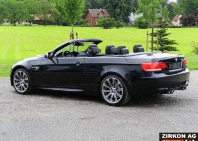 BMW M3 Cabrio black (8)