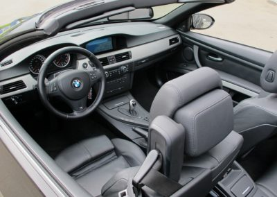 BMW M3 Cabriolet black (10)