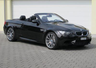 BMW M3 Cabriolet black (2)
